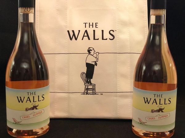 (Stanley) Groovin' on a Sunday Morning - Walla Walla Wine at The Walls